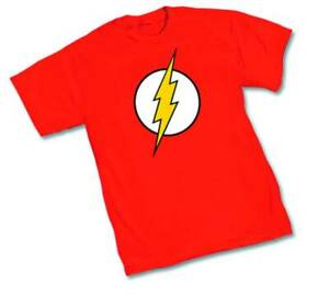 Graphitti Designs Flash Logo T-Shirt XL New In Package Out Of Print NIP MIP