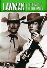 Lawman: Season 4 (5 Discs 1961) - John Russell, Peter Brown