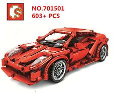 Sembo Blocks Kids Adult Building Toys Boys Puzzle Car Model 701501