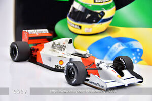 Minichamps 1:18 McLaren MP4-6 1991 F1