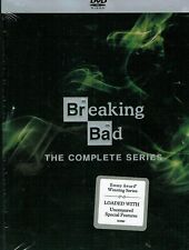 Breaking Bad The Complete Series  21 Disc set DVD NEW SEALED Free Shipping
