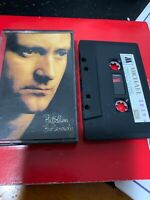PHIL COLLINS But Seriously Michael 1819 Cassette Tape Rare