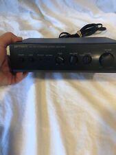Optimus SA-155 Integrated Stereo Amplifier