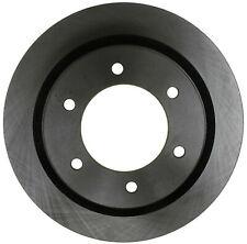 Disc Brake Rotor-Non-Coated Rear ACDelco Advantage 18A570A
