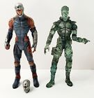 1998 McFarlane Toys Metal Gear Solid Ninja and Clear Snake Loose Action Figures