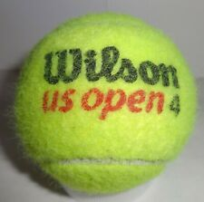 6 Used Tennis Balls Wilson Us Open High Quality Free Shipping Ball 90 avaliable