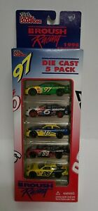 Racing Champions: Roush Racing: diecast 5 pack 1998 edition - New item # 00946