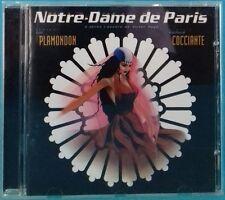 NOTRE DAME DE PARIS - COCCIANTE RICHARD (CD) Ref 0407