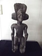 New listing Antique Chokwe Statue Hand 00004000 Made From Angola Original Masterpiece Unique/Authentic