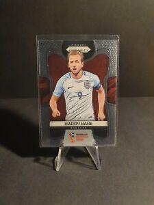 Panini Prizm World Cup 2018 - Harry Kane - England Card #62 - World Cup Rookie