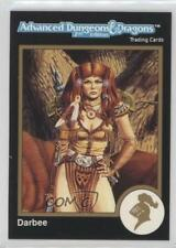 1991 TSR Advanced Dungeons & Dragons Gold #605 Darbee Non-Sports Card 0c4