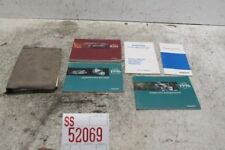 1996 VOLVO 850 OWNERS INSTRUCTION MANUAL GUIDE OEM