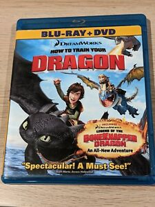 How to Train Your Dragon BLU-RAY 2010