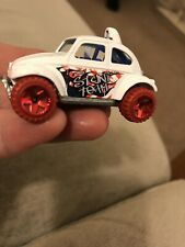"""Hot Wheels Volkswagen Baja Beetle HW Stunt Team Diecast Collectible 1:64 (2.5"""")"""