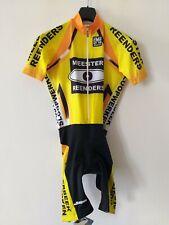 NWT SANTINI Meester Reenders Bib Padded Cycling Shorts Size L/48