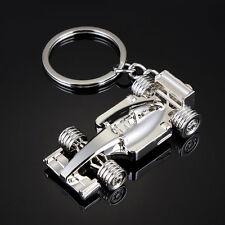 New Mini F1 Racing Cars Model Cool Metal Keyring Keychain Key Chain
