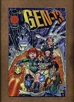 1 1995 Gen 13 #1C VF/NM Li'l Gen 13 Cover Variant Image Comics J. Scott Campbell