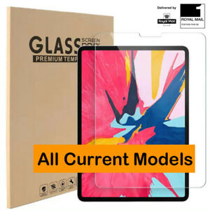 Tempered Glass Screen Protector For Ipad 7/8/9 mini 4/5/6 Air 4 pro 11 12.9
