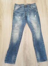 Please Damen Jeans Größe medium, destroyed  Waschung Cool