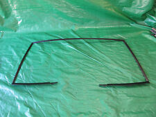 87 88 89 90 91 92 93 Ford Mustang  Front Windshield 5-Piece Trim Set COMPLETE OE