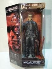 "McFarlane Toys Terminator 3 12"" T-850 Electronic Action Figure 2003 in Box"