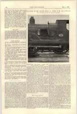 1900 TUBO DELL'ACQUA FUOCO SCATOLE LONDRA sud-ovest Railway Drummond