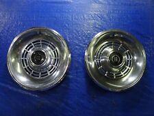 "1977 - 1979 Ford LTD II Ranchero 14"" hubcaps   wheel covers D7OZ-1130-A  PAIR"