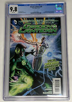Green Lantern 20 CGC 9.8. 1st APPEARANCE OF JESSICA CRUZ. Confirmed For HBO MAX