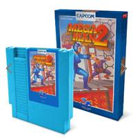 Mega Man 2 30th Anniversary Classic Cartridge Opaque Light Blue Limited Edition