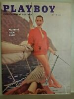 Playboy - July, 1957  * VERY GOOD CONDITION  * Free Shipping USA