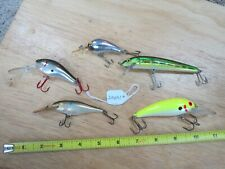 Bagleys fishing lure Rapala fishing lure & other (junk lures)(lot#14945)