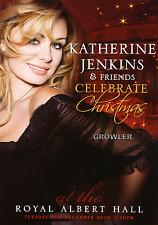 KATHERINE JENKINS 2008 TOUR FLYER - GENUINE RARE LIVE ALBERT HALL CONCERT PROMO