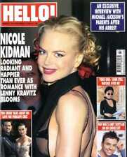 HELLO MAGAZINE #793 NICOLE KIDMAN, TOM CRUISE, ANDY SCOTT-LEE, YOKO ONO