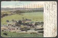 Mexico Postcard Sonora El Rastro Torreon To USA 1907