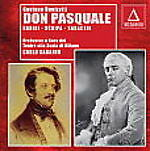 Donizetti: Don Pasquale / Sabajno, Schipa, Badini box 2 CD