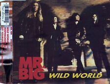 MR. BIG : WILD WORLD / CD - TOP-ZUSTAND