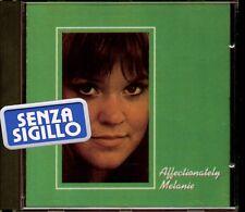 "AFFECTIONATELY MELANIE "" OMONIMO (SAME) "" CD NUOVO DI NEGOZIO"