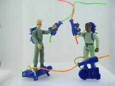 Kennar Real Ghostbusters Vintage Action Figures? Winston & Egon