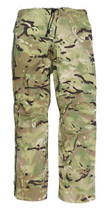 Genuine Issue British Army Multicam Lightweight MVP Trousers