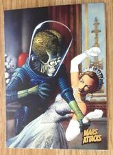2013 MARS ATTACKS INVASION GOLD CARD # 88 BINDING BEAUTY.
