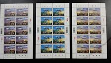 Singapore 2011 ,100 Years of Aviation,Complete 5V Full sheets