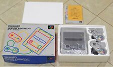 Nintendo Super Famicom System Console Japanese JPN Japan * Brand NEW