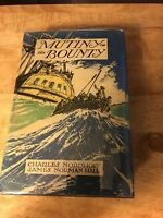 Mutiny on the Bounty ~ Charles Nordhoff & James Hall ~ First Edition 2nd State