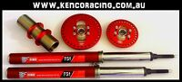 Kenco VS COMMODORE Adjustable Caster Camber Strut Top Plate Speedway Rally Car