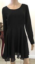Vintage- Vivienne Tam for Cignal 90's- Little Black Dress- Size 2/4