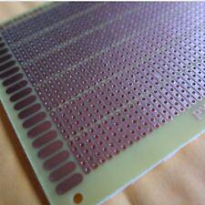 15X9cm PCB Veroboard Prototype Stripboard Strip Vero Board breadboard 2.54ptch C