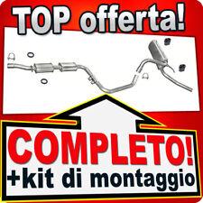 Scarico Completo VOLVO 480 E 2.0 Coupe Marmitta 867