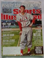 August 2, 2010 Stan Musial St Louis Cardinals Sports Illustrated