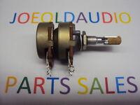 ALPS Potentiometer Bass/Treble/Mid Range Control 100 Ohm Part # 75-100K. Tested