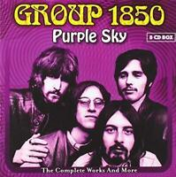 Group 1850 - Purple Sky - The Complete Works (NEW 8CD)